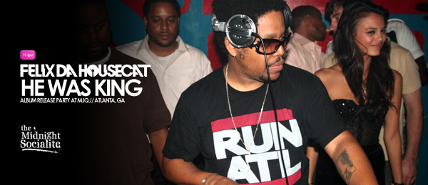Felix da Housecat Album Release Party Photos